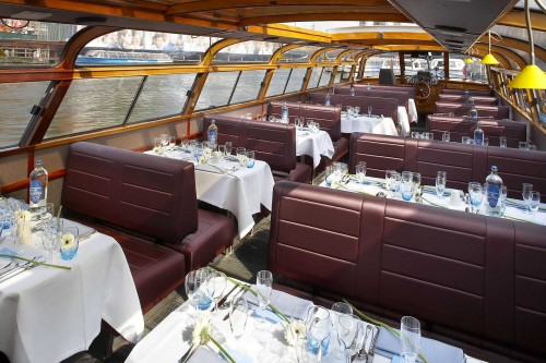 Private Amsterdam Dinnercruise
