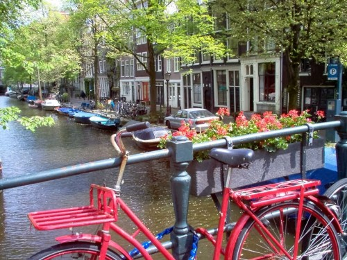 Cycletour Western Islands and Jordaan quarter