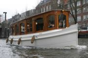 Amsterdam tours - Classic salon boats